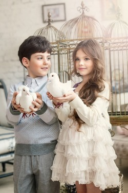 absolvtely:  WHY ARE THEY SO BEAUTIFUL?! They are not even 10.
