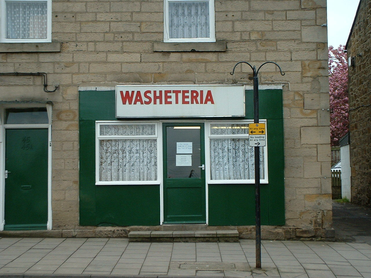 Washeteria, Prudhoe