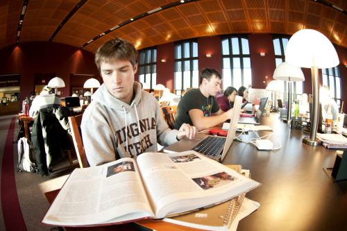Happy Reading Day Hokies!