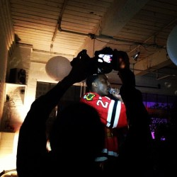 @SEANixxi going ham on stage at #thestonershow…… (at Loft404)