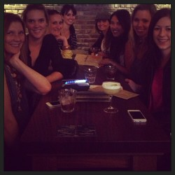 Après work Friday cocktails with the 6S ladies @6s_marketing  (at The Distillery)