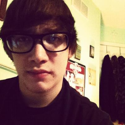 New glasses swag.