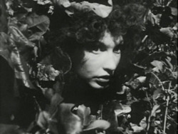 evashiddenhalf:  Maya Deren, At Land (1944)