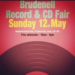 Anyone fancy going to this today? #vinyl