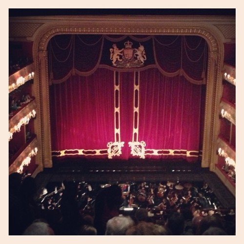 😊 (at Royal Opera House)