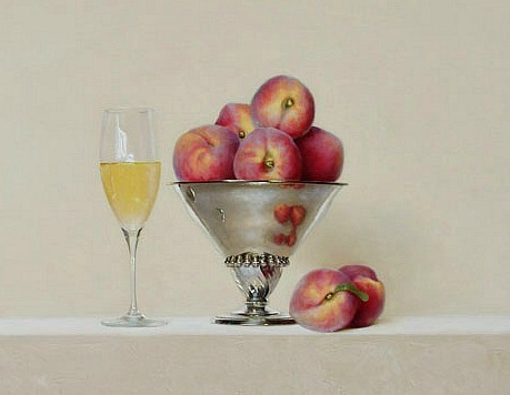 Paul S. Brown Peaches and Champagne 2012