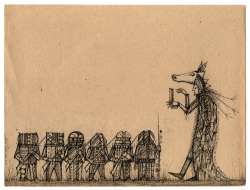 joncarling:  He commands his army of child drones.