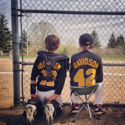 #scarboroughstingers #42 #nike (at Birchwood Park)