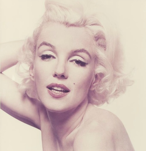 alwaysmarilynmonroe:  Marilyn by Bert Stern in June 1962.