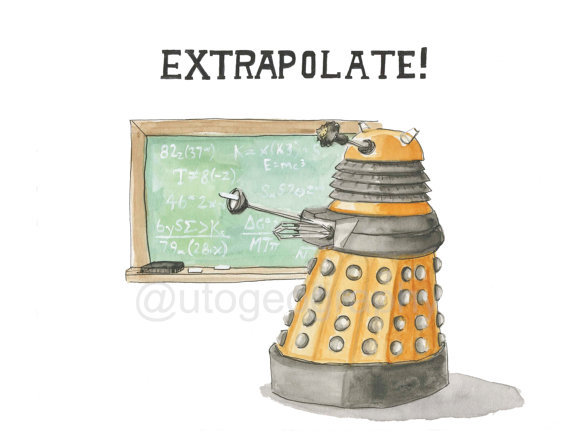 adotoveri:  Daleks by Laura Best (@utogeography)