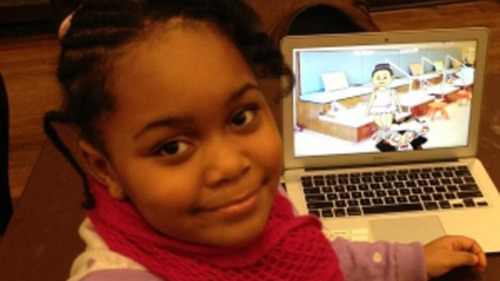 "yasboogie:   7-Year-Old Zora Ball Is the World's Youngest Game Programmer The youngest person to create a full version of a mobile application video game. A first grader at Philadelphia's Harambee Institute of Science and Technology Charter School, she's already more accomplished than everyone you know. Ball built the app in the Bootstrap programming language, and unveiled her game at FATE's ""Bootstrap Expo"" at the University of Pennsylvania. Apparently some grumpy olds were suspicious that her older brother was really the mastermind behind the program, but Zora showed them. When asked to reconfigure the app on the spot, Ball showed naysayers what was up when she executed the request perfectly. ""We expect great things from Zora, as her older brother, Trace Ball, is a past STEM Scholar of the Year,"" said Harambee Science Teacher Tariq Al-Nasir. No pressure, baby geniuses, but there's an entire world for you to save. Please hurry.  [ht @Jezebel via @PhillyTrib]"