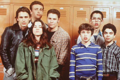 Freaks & Geeks (most underrated show ever)