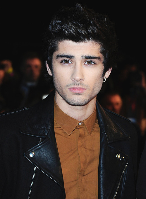 Zayn at the NRJ Awards.