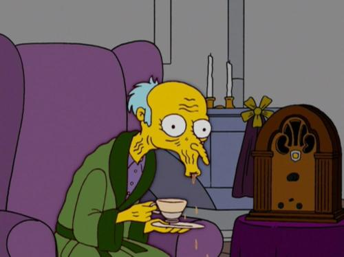 bellakita-del-boom:  Hermoso y sensual Mr Burns :x