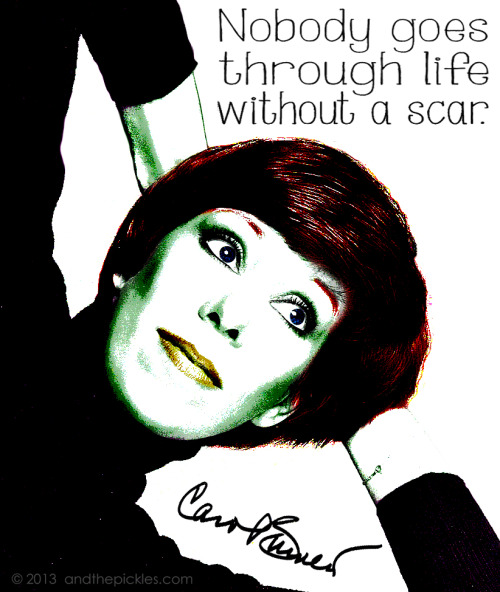 and-the-pickles:  My Favorite People collection: Carol Burnett