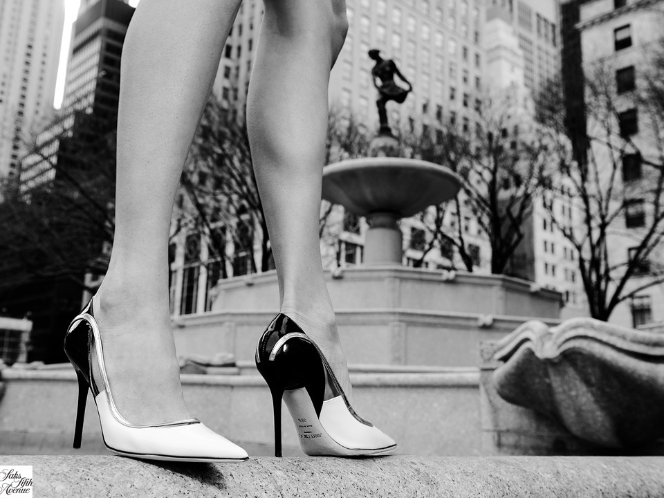 A real New York City classic, Jimmy Choo.Photo by Kristen Somody Whalen