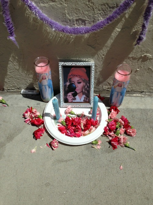 deaddreamers:  dianatron:  I saw this outside of a church, and was conflicted for about 10 seconds before I decided that it needed to be documented.  LOL