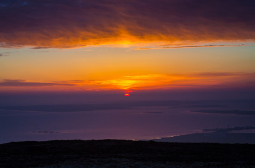 First Light on Orkney by sisterblue on Flickr.