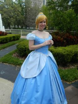 Cinderella is officially with http://www.YTEevents.com Yay!