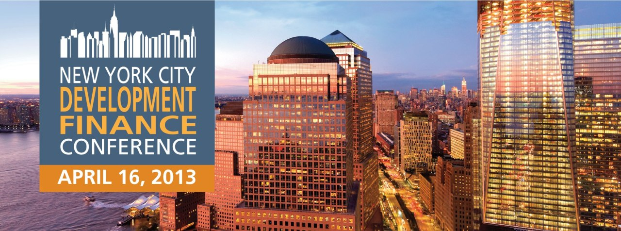 Today is our all-day NYC Development Finance Conference at Brookfield Place for developers, not-for-profits, Community Development Entities, and investors! View the full agenda and follow the conversation on Twitter using #DevFin.