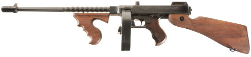 gunsngear:  Auto-Ordnance Model 1927-A1 Semi-Automatic Carbine