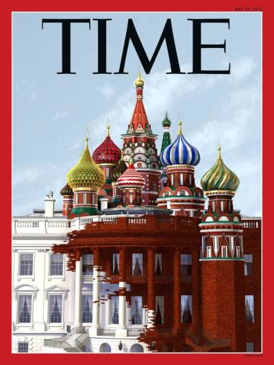 tomorrows-time-cover-russia-trump-artwork-by