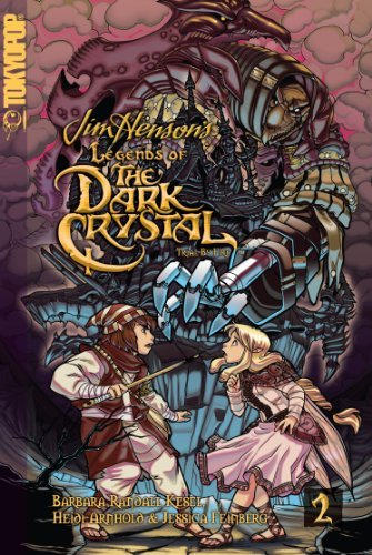 The Legends of the Dark Crystal, vol. 2