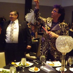 Jim Peterik—our winner of the first live auction at an Evening With The Stars! #autismspeaksCHI #EWTS