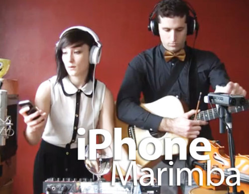iPhone Marimba Rington - Download for Free this Brand New Remix by KIZ
