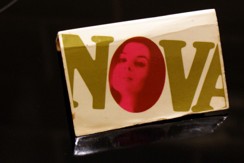 Matchbook promoting Nova magazine