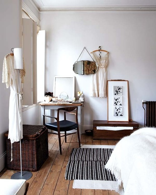 notesondesign:  girly chic