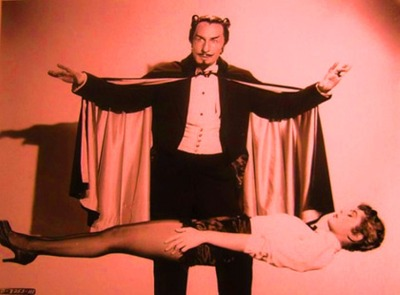 horrorgasmo:  The Mad Magician - Vincent Price
