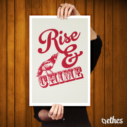 Continuing with the poster theme, we just added these bad boys to the store. Gotta love those crazy Tui!