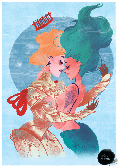 usedbandaid:  The Little Mermaid.   sooooo pretty