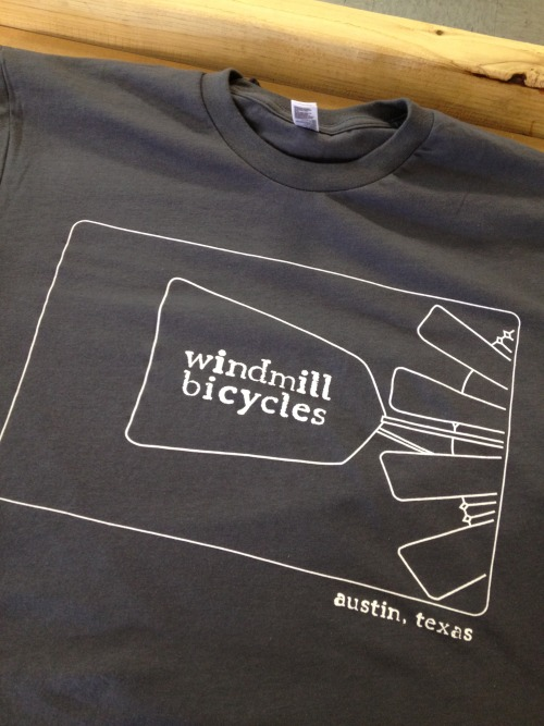 Just printed these for WINDMILL BICYCLES. AA wonderful semi new shop on the east side. http://windmillbicycles.tumblr.com/