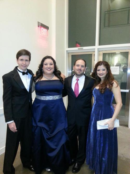 Had such an amazing time tonight singing with the Pacific Symphony at Segerstrom Hall!!  Thanks to everyone at the Pacific Symphony, Lisa Vroman for coaching everyone, and especially maestro Richard Kaufman!
