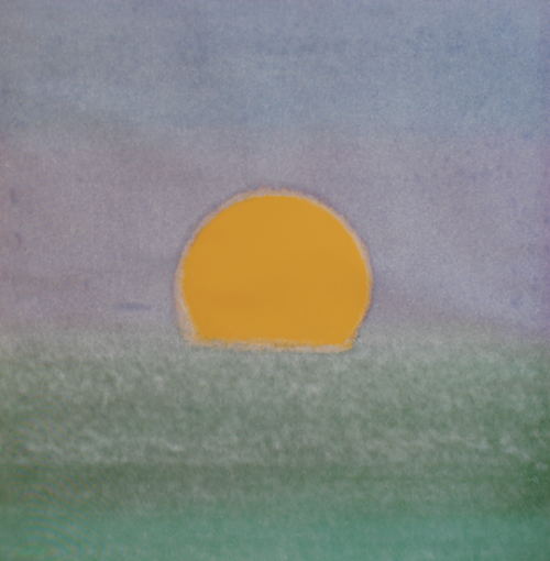 vostok1:  Andy Warhol: Sunset, 1972