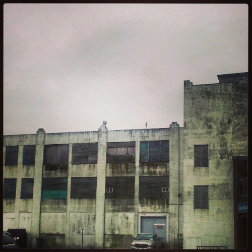 #rundown #building somewhere in truro