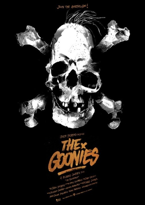 brothertedd:  The Goonies by Benny Hennessy