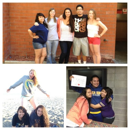 #picstitch #sjsu #hoes #wabucrew  Ill definitely be missing these people. #HAGS @hannastidham @tarasisario