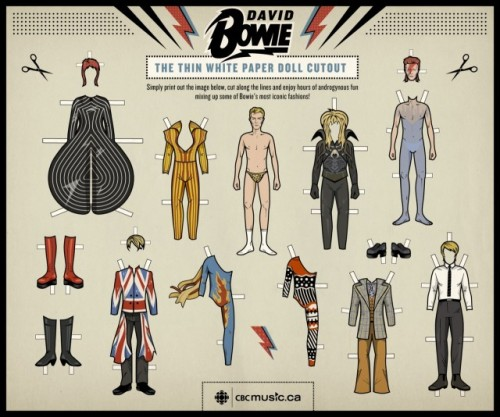 (via Your very own David Bowie paper doll)