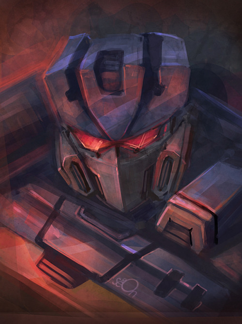 horrorsoflife:  Soundwave