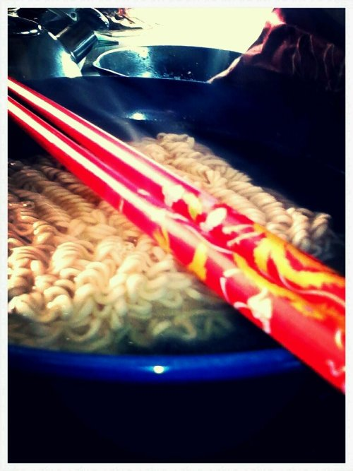 Ramen :) (from @GreenWitchAdams on Streamzoo)