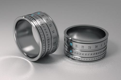Ring Clock: リング時計 | wagamamaya