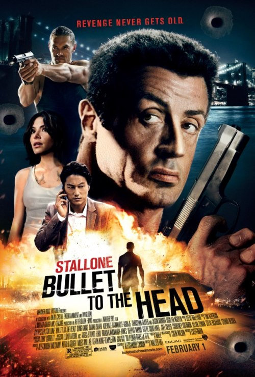 Revenge never gets old.Jimmy Bobo - Bullet to the Head, 4 Aprile