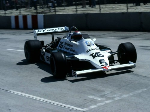 Mario Andretti  Williams - Ford 1982