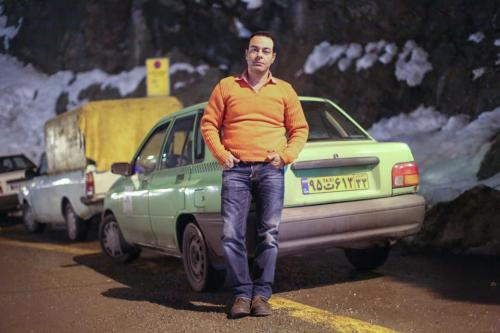"georgetakei:  humansofnewyork:  This man was driving me across Tehran yesterday, when I learned that he'd lived for 8 years in America— incidentally on the same STREET as me in Georgia.  He first crossed into the United States from Mexico— paying $1,500 to be transported across the border. He wanted to go to University and be a dentist, but learned that the idea of America was much more bountiful than the reality. He worked at a factory job for 8 years, without ever being able to get a drivers license. He wasn't able to find a foothold in society. After 9/11, he said things got much tougher for Middle Eastern immigrants. ""I had a great passion for the American people,"" he said. ""When 9/11 happened, I had no money, so instead I gave my blood."" Five years ago he spent a night in jail for driving without a license. He decided he was tired of being nervous all the time, and he went all out for a green card. When he was turned down, he returned to Iran.  His fee for a 45 minute taxi ride across Tehran was only $6. I paid him the rate he'd have received in America, and asked for his photograph. He was the kind of man I most admire. The kind that realizes you get one shot at life, and risks everything to make the best of it. I was sorry it didn't work out for him. ""It was my destiny,"" he said. He didn't sound like he believed his own words though. ""Are you married?"" I asked. ""Yes. I met my wife when I returned to Iran."" ""Well there you go,"" I said.  As I prepared to take his photograph, he made one request: ""Don't photograph me with the taxi,"" he said, ""it's a low class job.""  ""It's not a low class job,"" I said. ""It's the job of people who take huge risks so their children can be lawyers and surgeons."" (Tehran, Iran)  Powerful accounts from my friend at Humans of New York, currently photographing the Humans of Tehran."