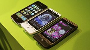 (via As iPhone Reigns In The U.S., Android Gains Everywhere Else - Forbes)