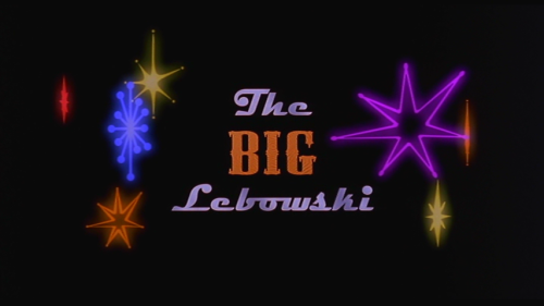 alastairss:  365FILMS :: 22/365 - THE BIG LEBOWSKI