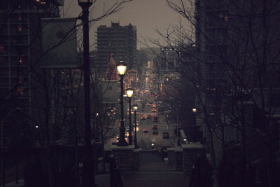 cinematic-orchestra:  It's Christmas Time in the City by mhall231 on Flickr.